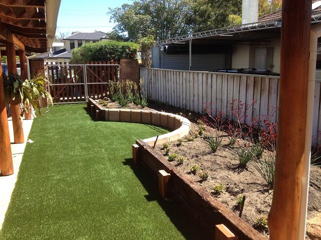 Landscape design perth north landscape design joondalup for Garden design perth
